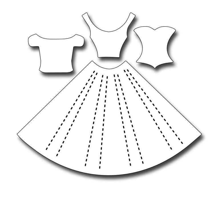 Шаблон платье открытки, новогоднюю открытку школьные