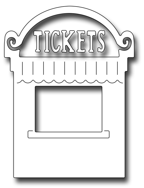 Precision Die - Ticket Booth