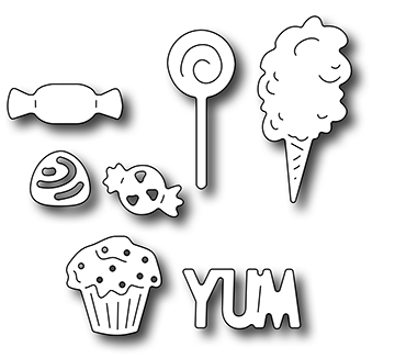 Precision Die - Candy Icons (7)