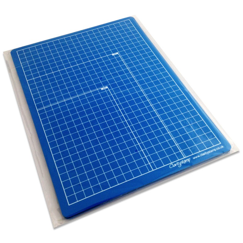 Ecstasy Crafts Groovi Craft Mat (blue)