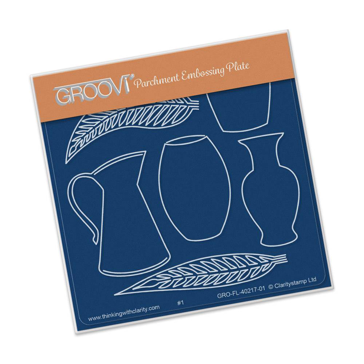 Groovi Vases A6 Baby Plate