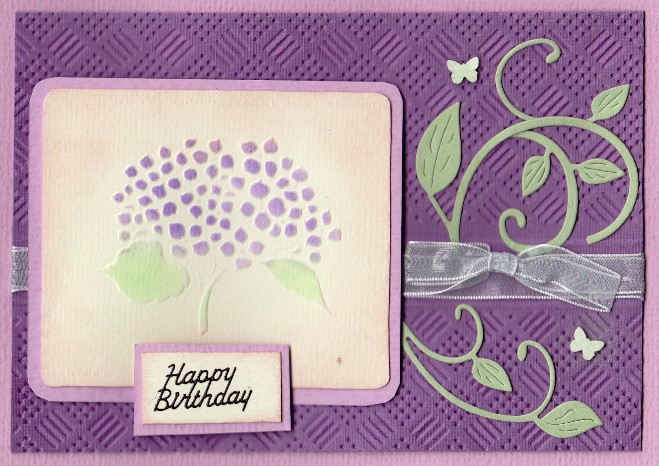 Ecstasy Crafts Happy Embossing Stencils - Flowers