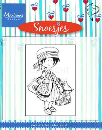 Marianne Design Clear Stamps - Snoesje - Shop Til You Drop