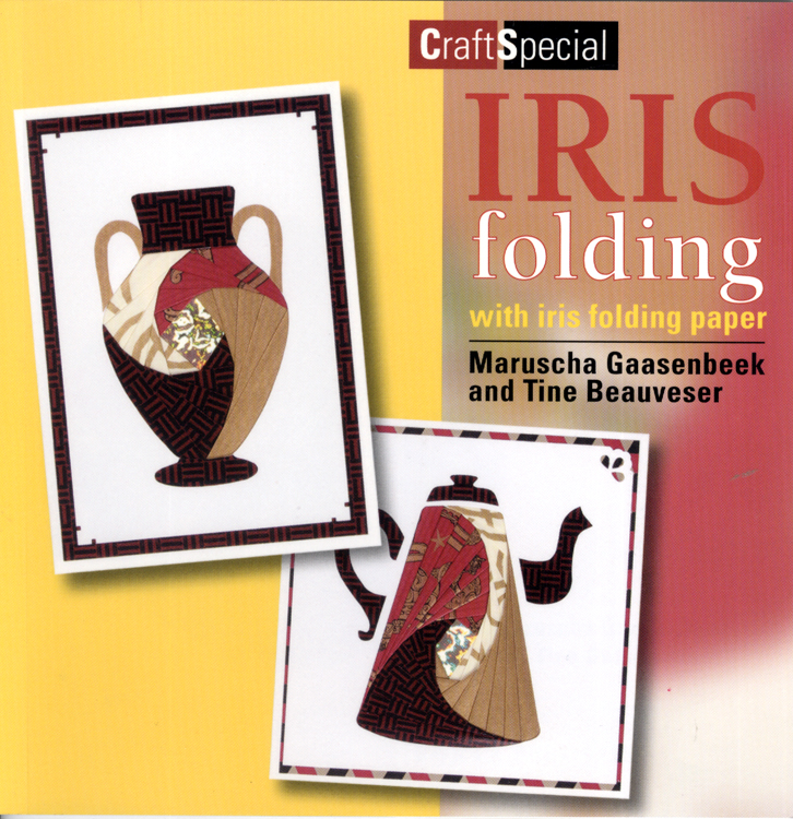 Ecstasy Crafts Iris Folding Book With Papers(ivt205)