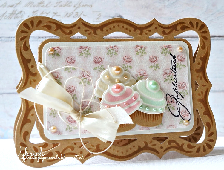 : Creatables Dies - Rectangle Frame & Flowers