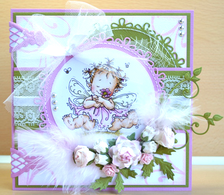Ecstasy Crafts Marianne Design: Creatables Dies - Anja's 3 Ornaments