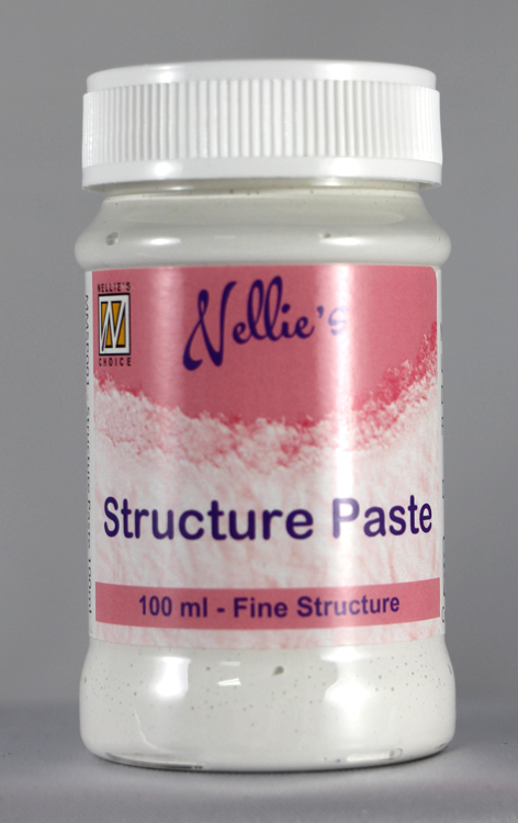 Nellie's Choice Mixed Media Structure Paste 100Ml