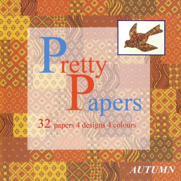 Ecstasy Crafts Pretty Papers (32 Sheets) Autumn