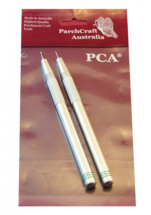ParchCraft Australia Embossing Twin Pack (scriber + Small Ball)