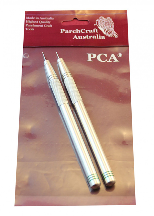 ParchCraft Australia Embossing Twin Pack (scriber + Micro Ball)