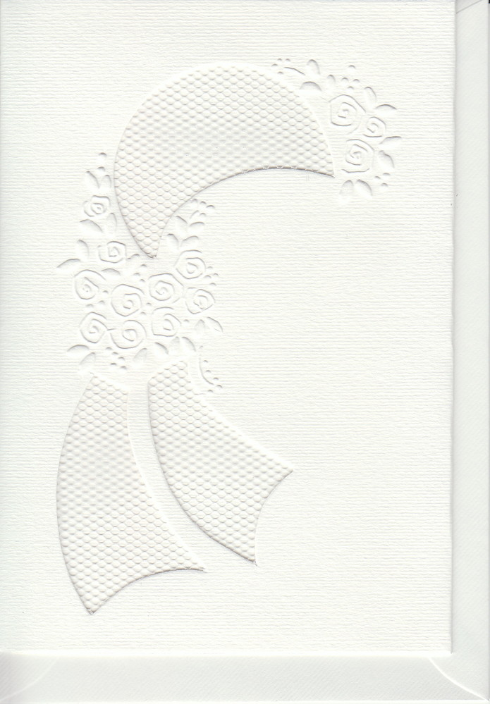 Pontura Card Set -3 Cards/envelopes - Ladies Hat 2