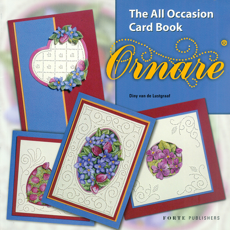 Ecstasy Crafts Ornare - All Occasion Card Book