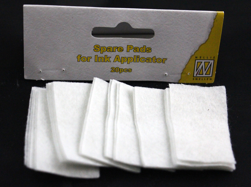 Nellie's Choice Spare Pads For Ink Applicator