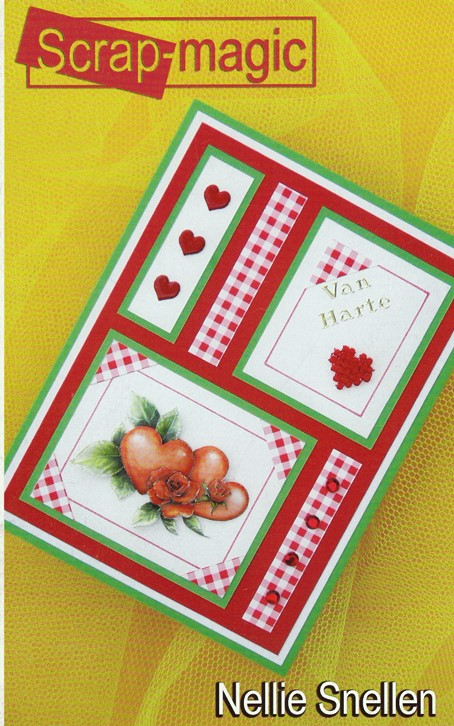 Nellie's Choice Scrap Magic Book I (mas1001)