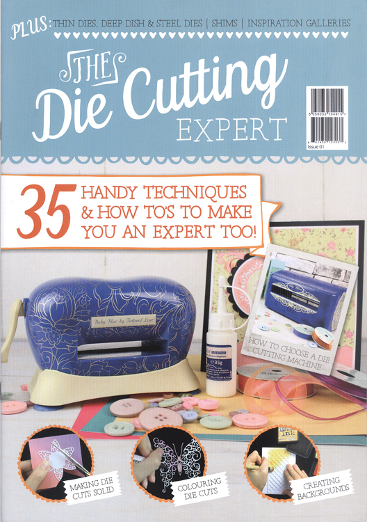 Tattered Lace: The Die Cutting Expert Magazine
