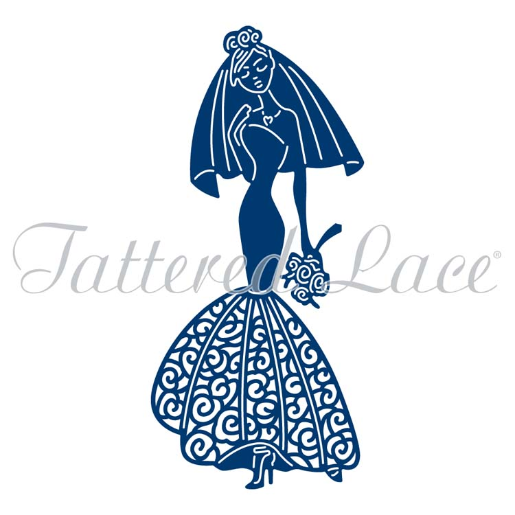 Tattered Lace Dies - Retro Bride
