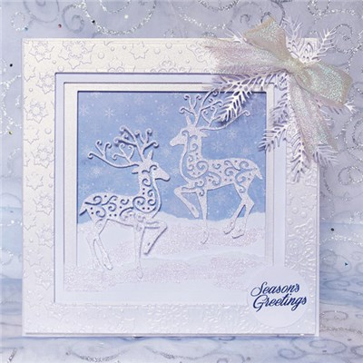Embossing Folder Set - Snowflake