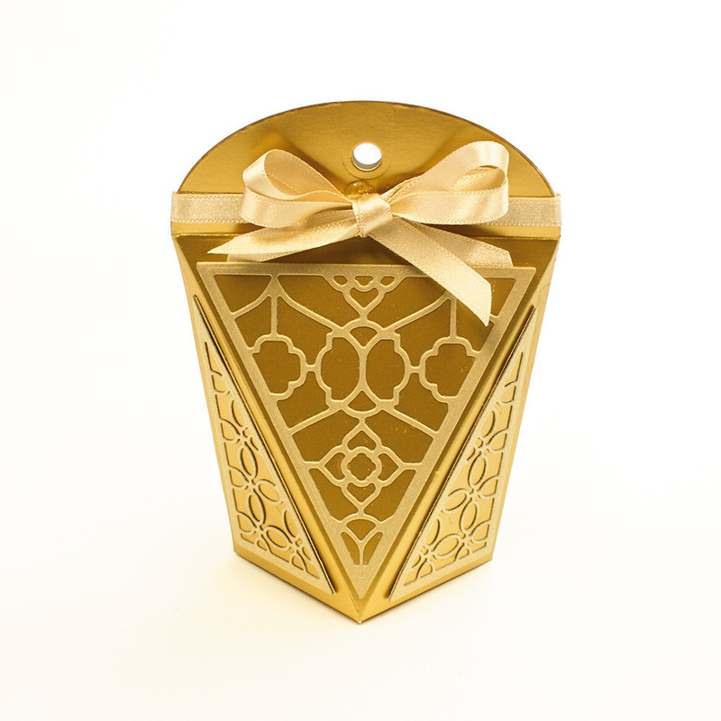 Diamond Favour Squeeze Box Die - 1063E