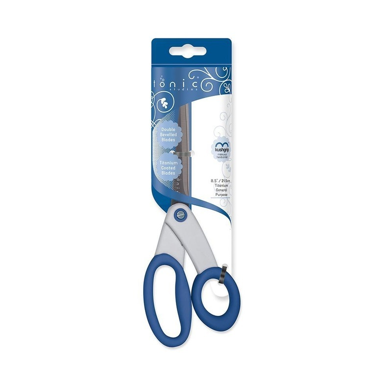 Kushgrip General Purpose Scissors 21.5cm/8.5 - 833 (106E)