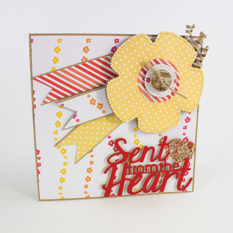 Essentials - Sent From The Heart Sentiment - 1084E