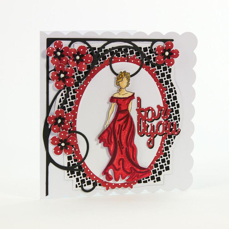 Exquisite Stamps - Elegance - 1130E