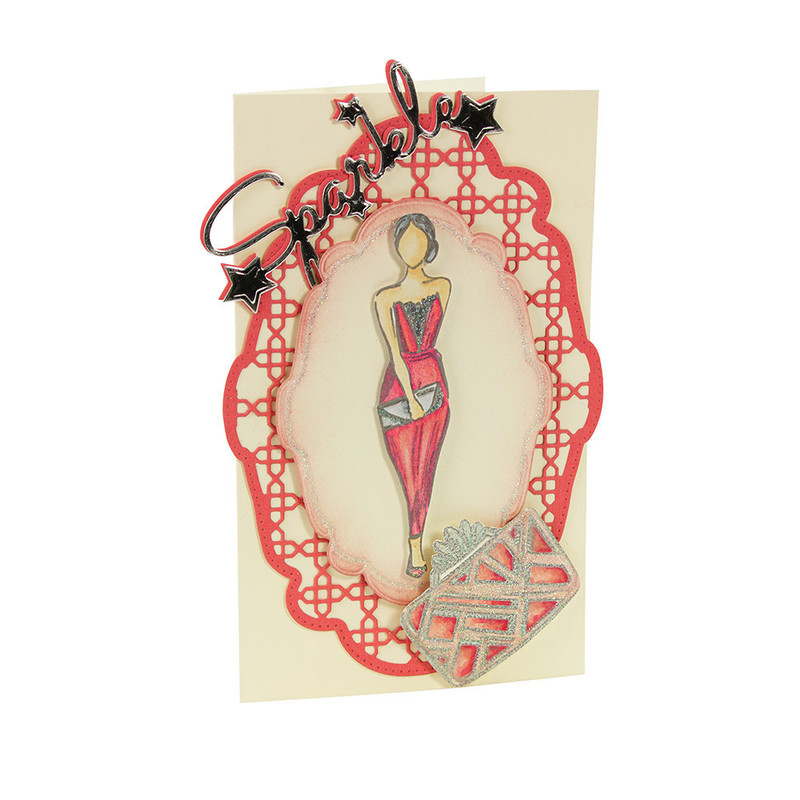 Exquisite Stamps - Ladies Day - 1132E