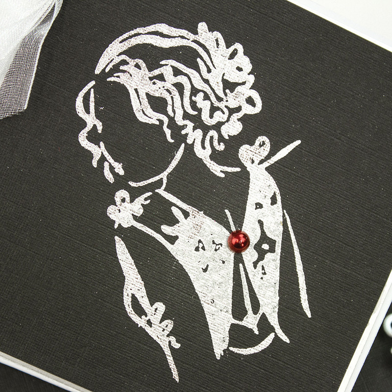 Exquisite Stamps - Prom Princess - 1133E