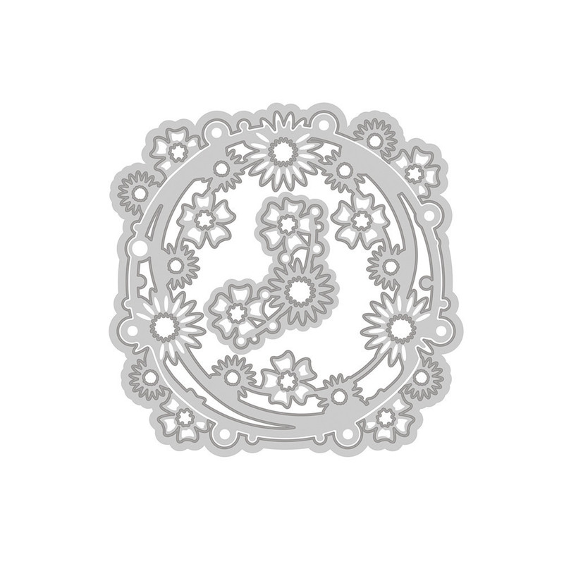 Double Detail - Daisy Burst Die Set - 1142E
