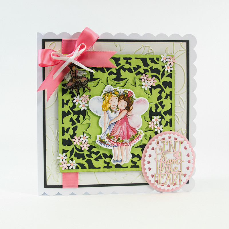Fairies Reflection - Fay & May Die Set - 1200E
