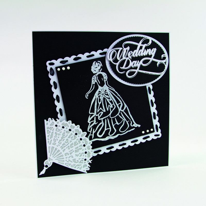 Essentials - Belle Boutique Stamp Set - Sweet Sashay - 1208E