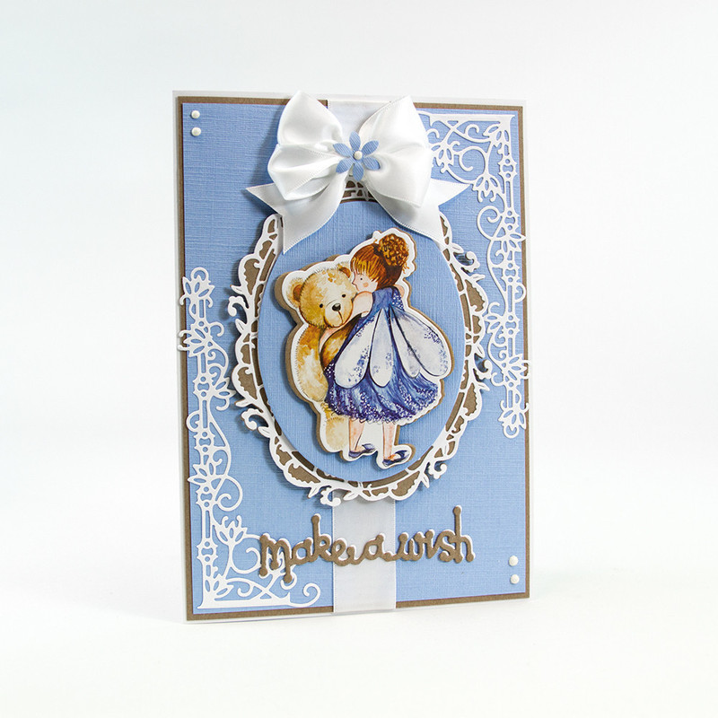 Fairy Reflection - Cerys Stamp Set - 1301E
