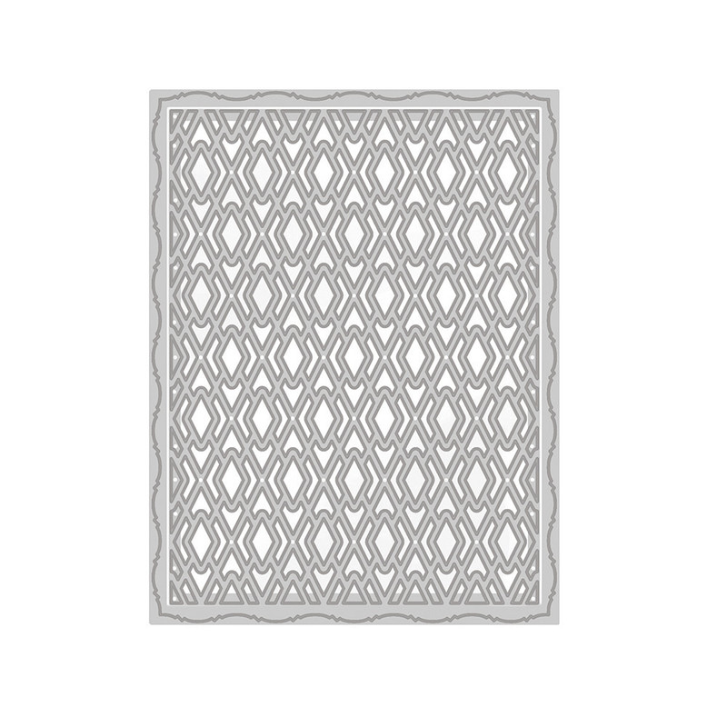Patterned Panels - Deco Diamond - 1331E