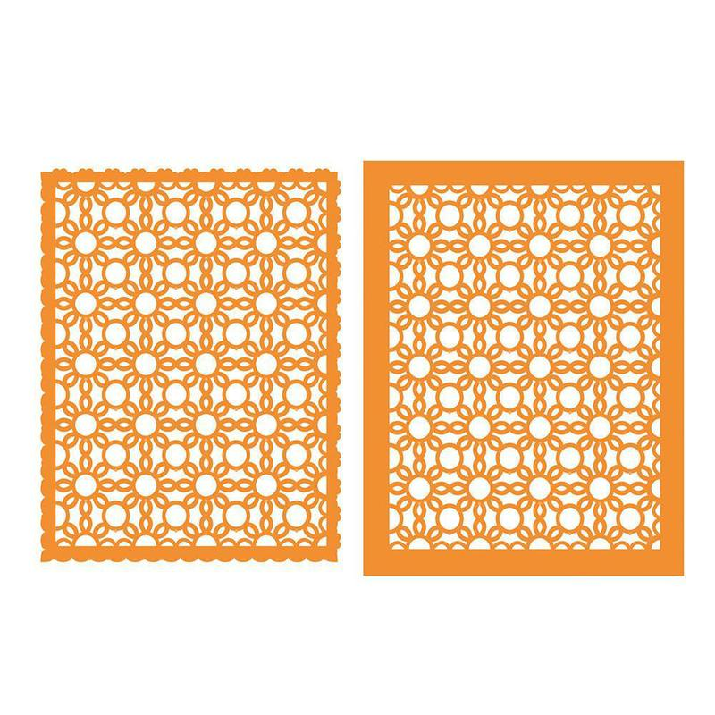 Patterned Panels - Sunflower Array - 1335E