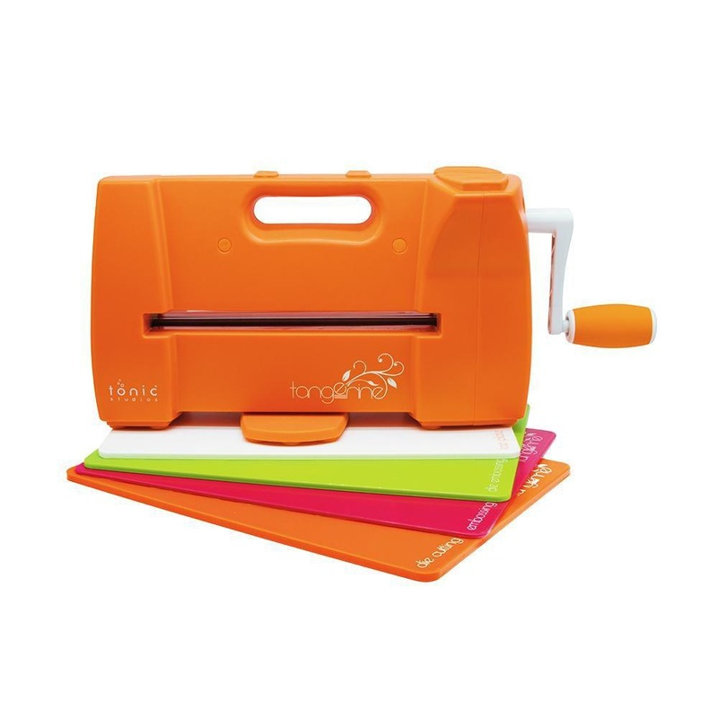 Tonic Studios - Tangerine - Tangerine Machine With Plates - 138e