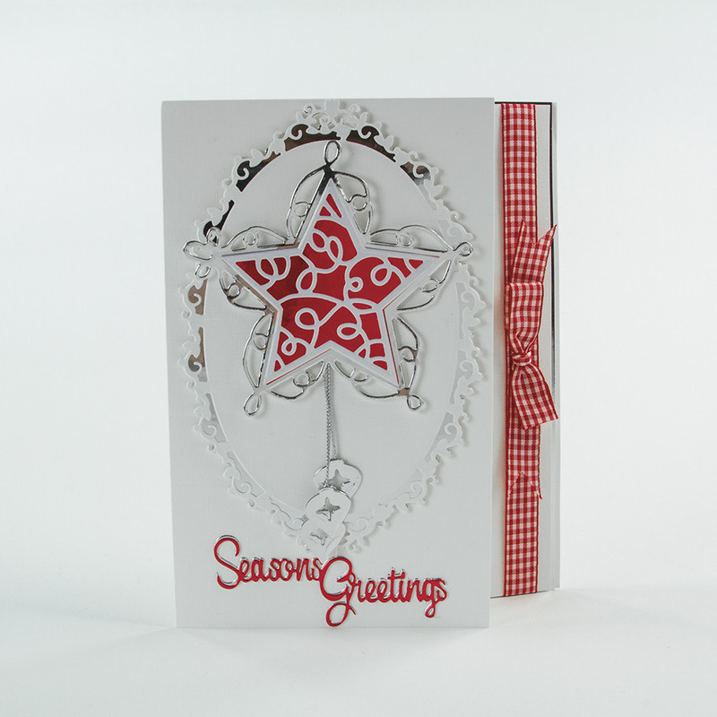 Christmas Sentiments - Seasons Greetings - 1405E