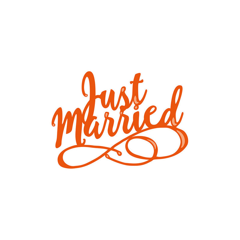 Miniature Moments - Just Married - 1415E