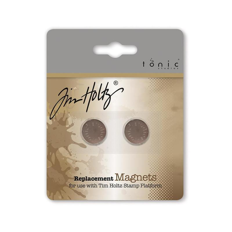 Tim Holtz Replacement Magnets - 1709E