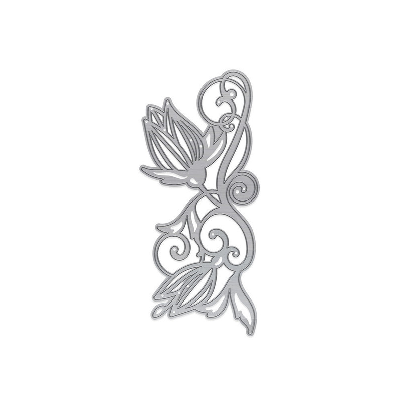 Essentials - Flowers & Flourishes - Tulip Twirl - 1724E