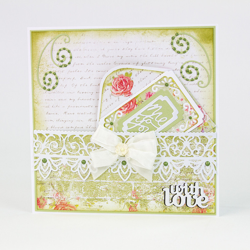 Essentials - Artist Trading Cards - Me To You - 1730E