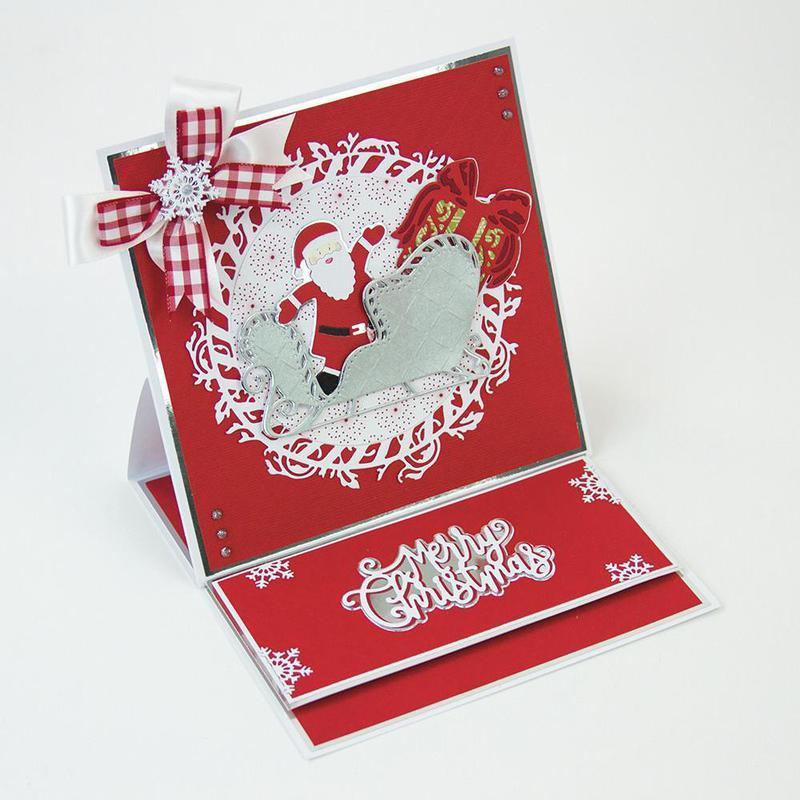 Essentials - Christmas Sentiments - Merry Christmas Script - 1770E