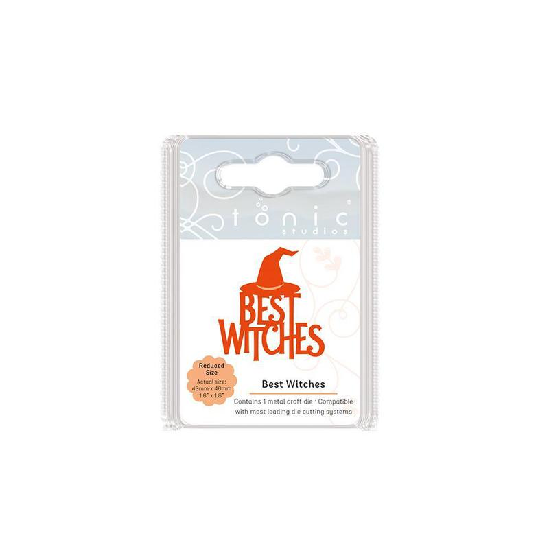 Essentials - Mini Moments Sentiments - Best Witches - 1865E
