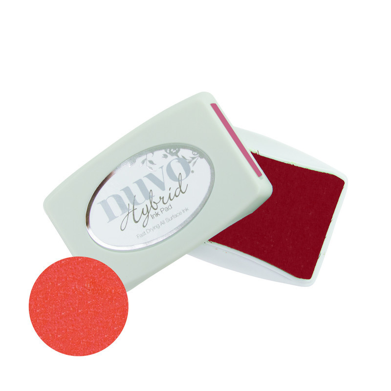Nuvo - Ink Pads Poppy Red - 214n