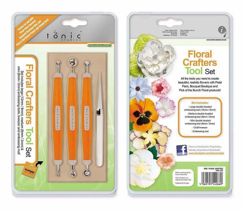 Floral Crafters Tool Set - 380 (266E)