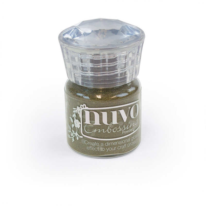 Nuvo Embossing Powder - Classic Gold - 600N