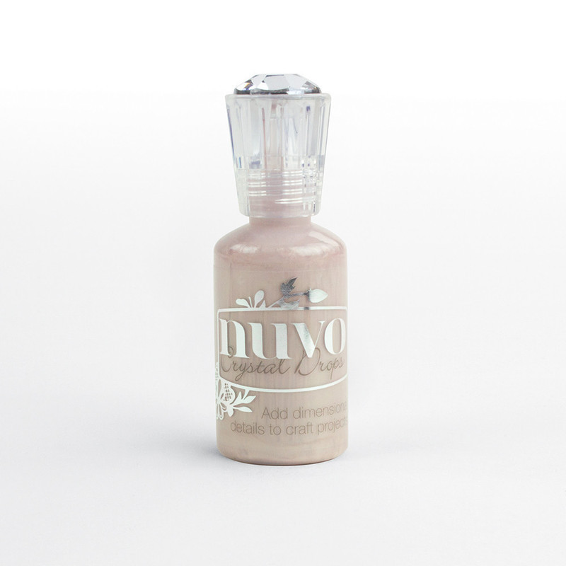Nuvo Crystal Drops Collection - Antique Rose - 656n
