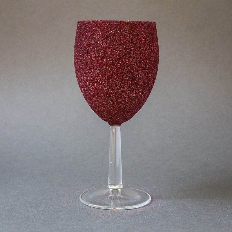 Nuvo Glitter Collection - Ruby Red - 700n