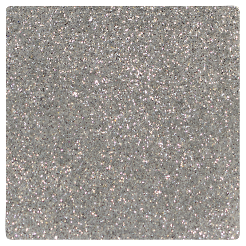 Nuvo Glitter Collection - Silver - 704n