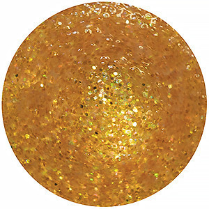 Glitter Drops - Honey Gold - 762N