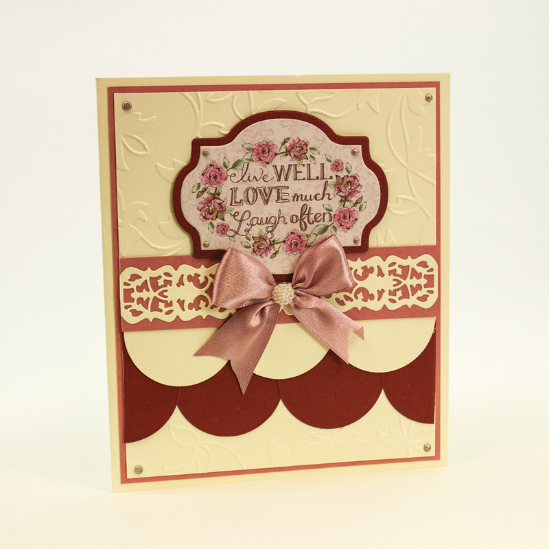 Memento Frame Die - Gift Of Love - 779E