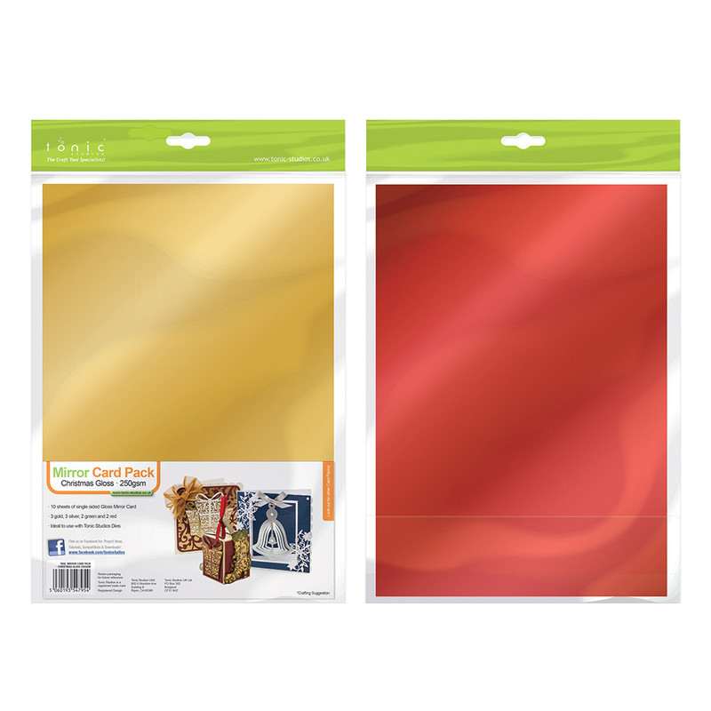 Mirror Card Paper Pack - Gloss - 795E